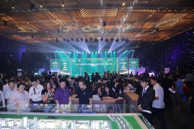Công bố dự án Đông Tăng Long-Hưng Lộc - Ảnh 1.