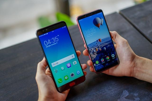 Những ưu điểm không thể bỏ qua của Smartphone có màn hình tràn - Ảnh 1.