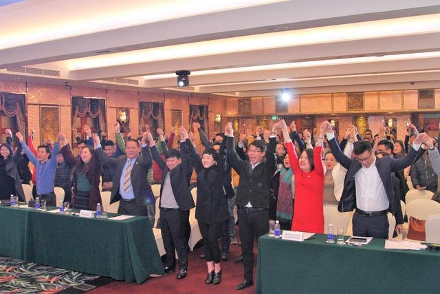 Gần 400 sales tham dự cuộc đua La Luna – New Racing - Ảnh 3.