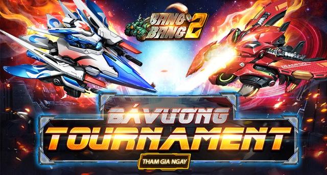 Game MOBA BangBang 2 khởi động giải đấu Bá Vương với nhiều phần quà hấp dẫn