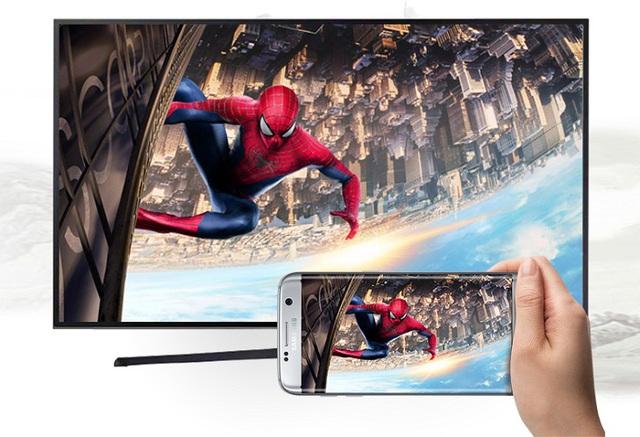 Top Smart TV mang không khí Tết về nhà với giá rất hấp dẫn - Ảnh 1.