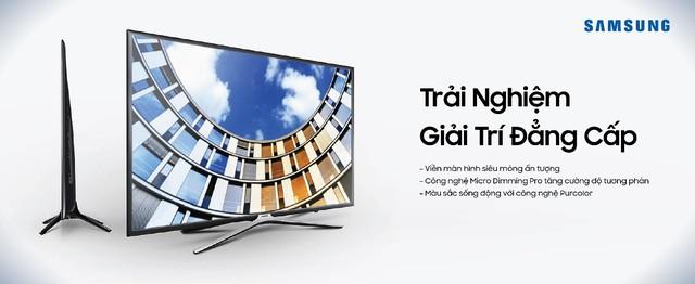 Top Smart TV mang không khí Tết về nhà với giá rất hấp dẫn - Ảnh 3.