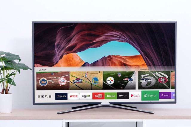 Top Smart TV mang không khí Tết về nhà với giá rất hấp dẫn - Ảnh 6.