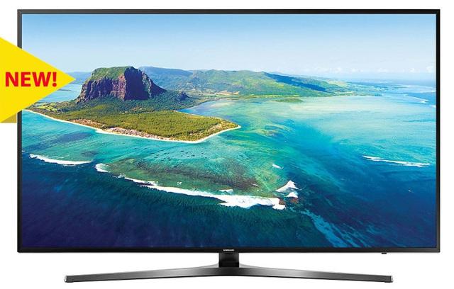 Top Smart TV mang không khí Tết về nhà với giá rất hấp dẫn - Ảnh 9.