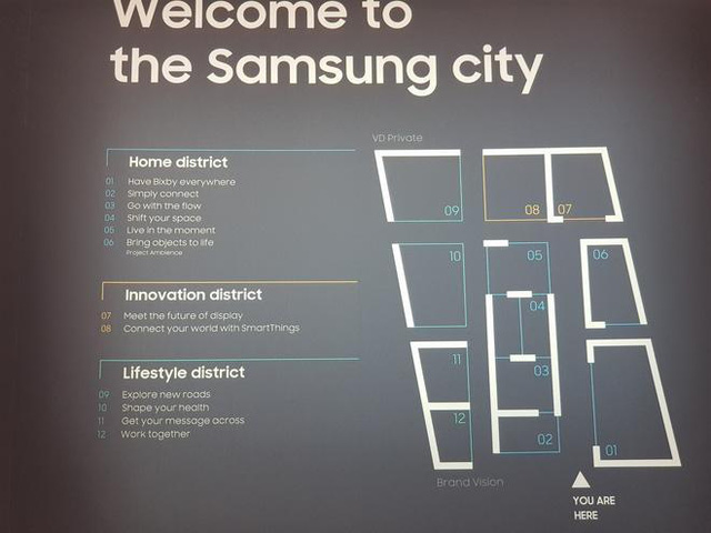 Samsung tại CES 2018: 4 đột phá mạnh mẽ nhất, từ Bixby đến TV QLED 8K - Ảnh 2.