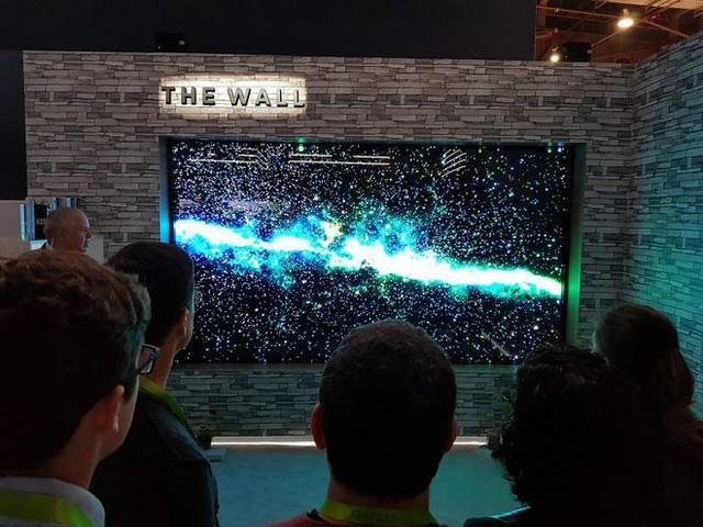 Samsung tại CES 2018: 4 đột phá mạnh mẽ nhất, từ Bixby đến TV QLED 8K - Ảnh 3.