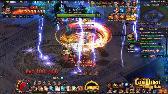 Cửu Thiên Phong Thần là một trong những Webgame thành công nhất đầu năm 2018