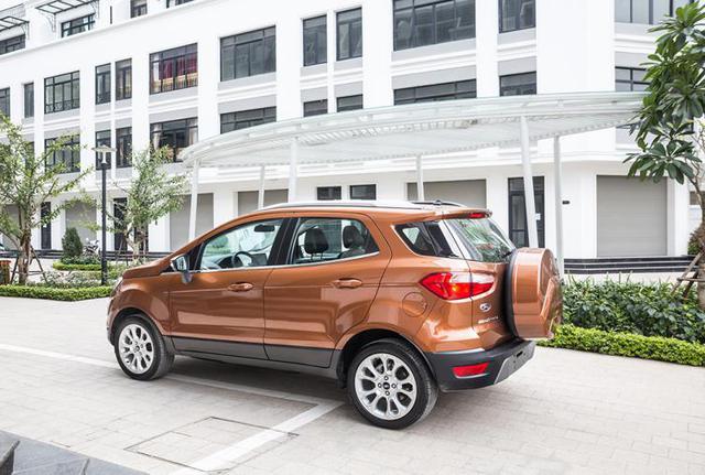 Ford EcoSport 2018 tự tin chinh phục mọi cung đường - Ảnh 2.