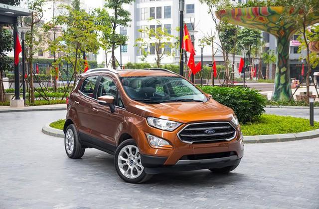 Ford EcoSport 2018 tự tin chinh phục mọi cung đường - Ảnh 4.