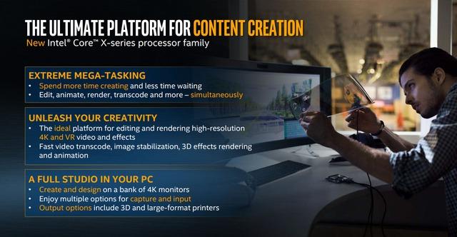 Bộ vi xử lý Intel® Core™ X-series – Chơi và làm việc đều thỏa mãn - Ảnh 2.