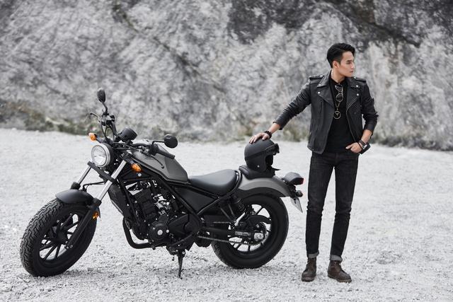 Honda Việt Nam chính thức giới thiệu Honda Rebel 300 tại thị trường Việt Nam! - Ảnh 3.