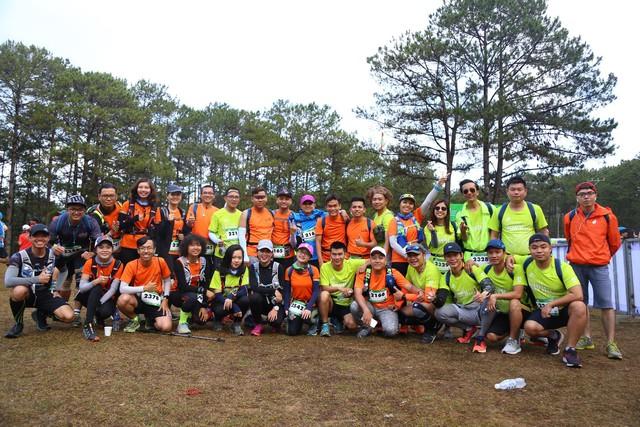 Nhiều CLB thể thao doanh nghiệp góp mặt tại Đà Lạt Ultra Trail 2018 - Ảnh 1.