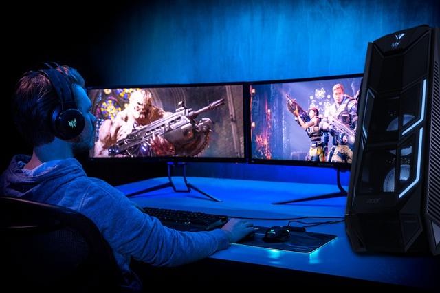 Acer Predator – hệ sinh thái đỉnh cao dành riêng cho game thủ - Ảnh 1.