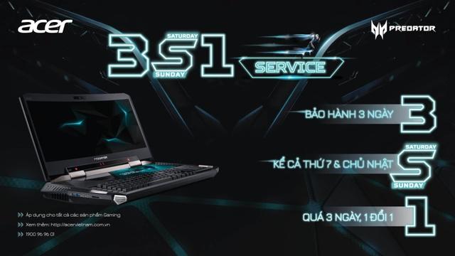 Acer Predator – hệ sinh thái đỉnh cao dành riêng cho game thủ - Ảnh 3.