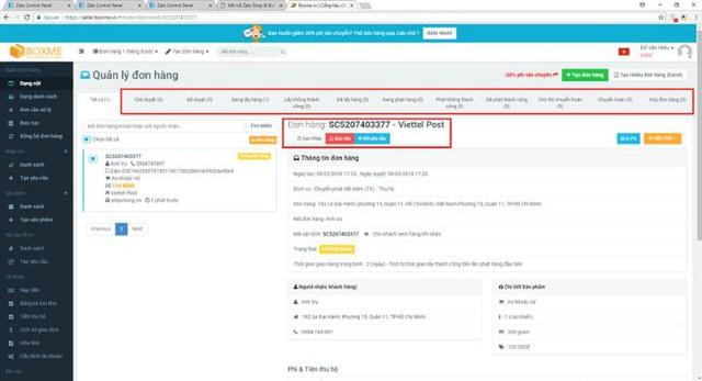Zalo ra mắt tính năng shipping – ưu đãi giảm 30% cho người bán - Ảnh 3.