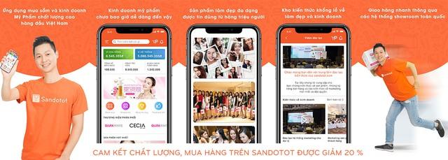 Ứng dụng SANDOTOT bùng nổ với hàng nghìn lượt tải chỉ sau 1 ngày ra mắt - Ảnh 2.
