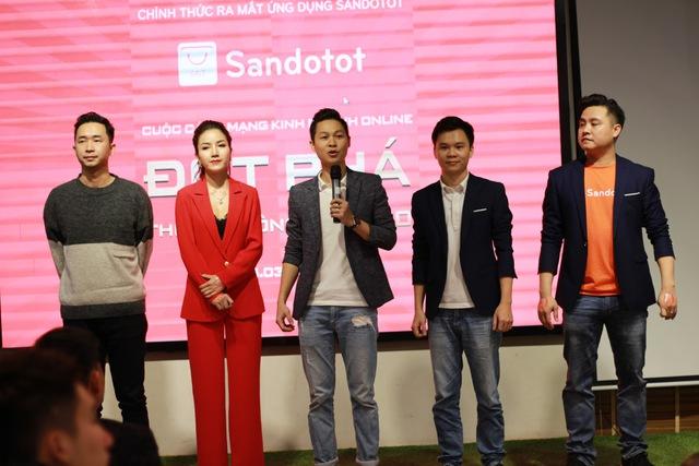 Ứng dụng SANDOTOT bùng nổ với hàng nghìn lượt tải chỉ sau 1 ngày ra mắt - Ảnh 4.