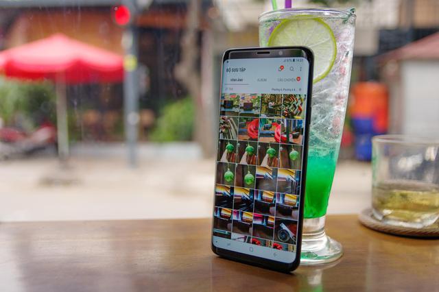 Với Galaxy S9 chỉ cần giơ máy lên và chụp, ảnh bao đẹp - Ảnh 1.