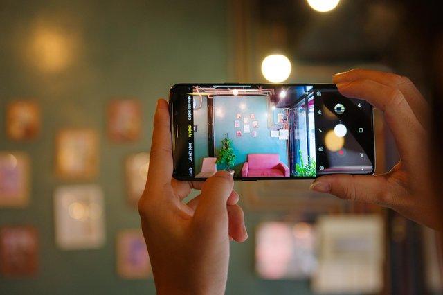 Với Galaxy S9 chỉ cần giơ máy lên và chụp, ảnh bao đẹp - Ảnh 3.