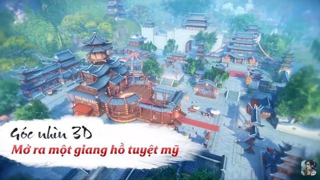 Cửu Âm 3D VNG tung teaser cực chất, sẽ phát hành trong tháng 5/2018 - ảnh 3