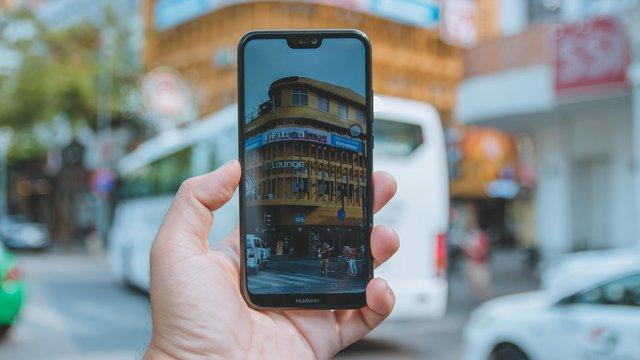 Huawei Nova 3e - Yêu ngay từ cái nhìn đầu tiên - Ảnh 5.