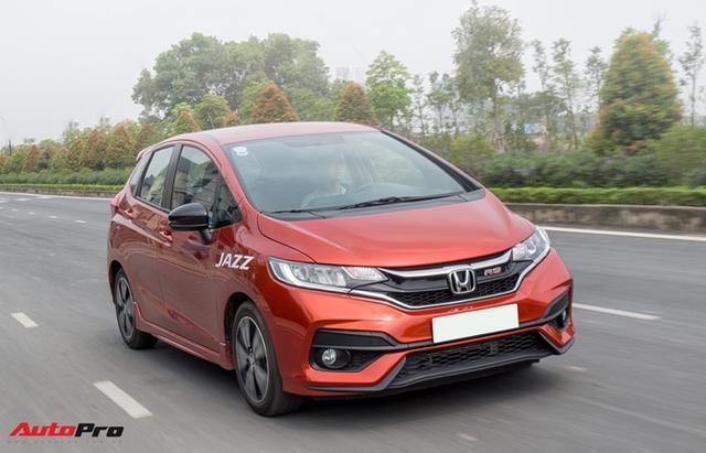 """Đánh giá Honda Jazz 2018: Lựa chọn """"vừa túi"""" cho gia đình Việt - Ảnh 14."""