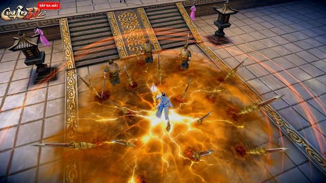 Thần Binh xuất thế - Ỷ Thiên Kiếm & Đồ Long Đao khuấy động thế giới võ lâm Cửu Âm 3D VNG - ảnh 2