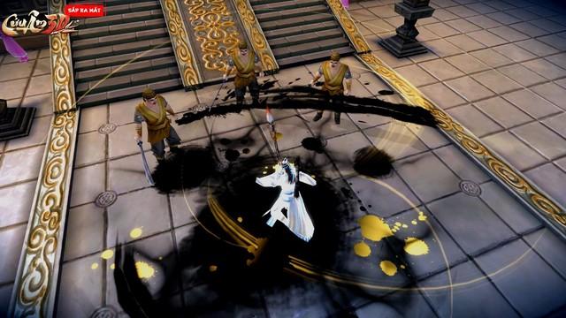 Thần Binh xuất thế - Ỷ Thiên Kiếm & Đồ Long Đao khuấy động thế giới võ lâm Cửu Âm 3D VNG