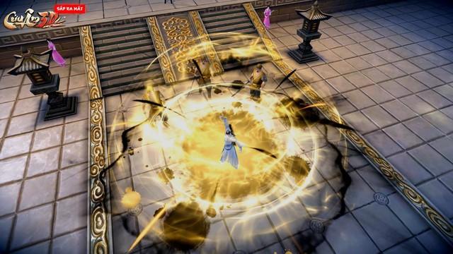 Thần Binh xuất thế - Ỷ Thiên Kiếm & Đồ Long Đao khuấy động thế giới võ lâm Cửu Âm 3D VNG - ảnh 4
