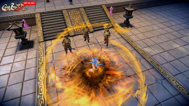Thần Binh xuất thế - Ỷ Thiên Kiếm & Đồ Long Đao khuấy động thế giới võ lâm Cửu Âm 3D VNG - ảnh 5