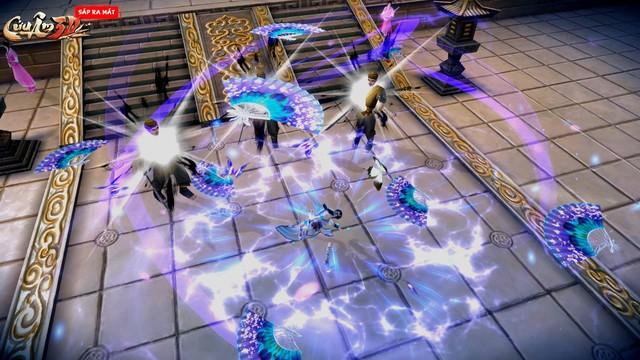 Thần Binh xuất thế - Ỷ Thiên Kiếm & Đồ Long Đao khuấy động thế giới võ lâm Cửu Âm 3D VNG - ảnh 6