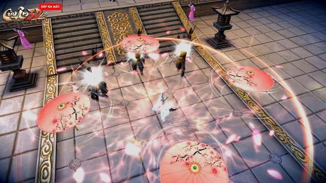 Thần Binh xuất thế - Ỷ Thiên Kiếm & Đồ Long Đao khuấy động thế giới võ lâm Cửu Âm 3D VNG - ảnh 8