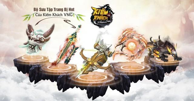 Kiếm Khách VNG chính thức ra mắt – Game thủ mau vào chiến ngay - ảnh 3