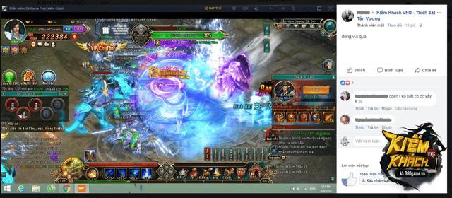 Kiếm Khách VNG chính thức ra mắt – Game thủ mau vào chiến ngay - ảnh 7