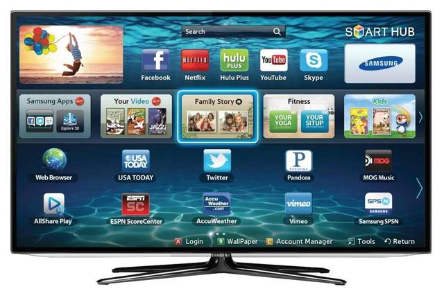 Chặng đường 12 năm giữ ngôi vương trên thị trường TV của Samsung - Ảnh 1.
