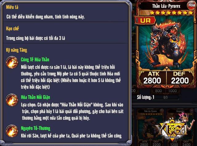 Yugih5 - Thêm một nhân vật mới khiến cộng đồng bài thủ chao đảo - ảnh 3