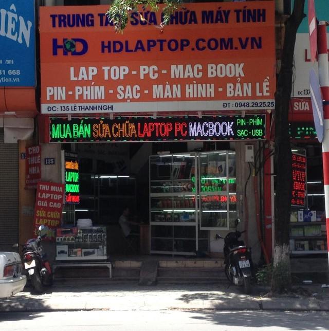 HDLaptop – Địa chỉ Sửa laptop uy tín ở Hà Nội và 5 tiêu chí đánh giá - Ảnh 3.
