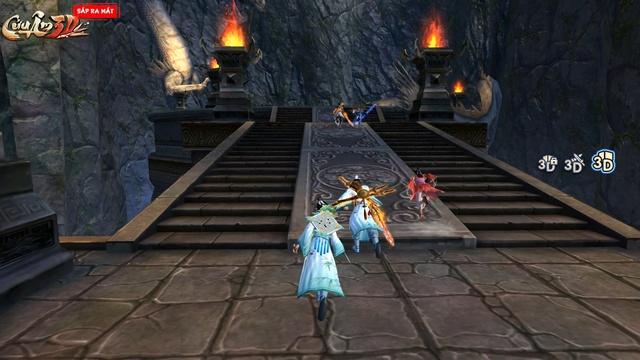 Xoay góc 3D giúp người chơi có cái nhìn mới lạ hơn