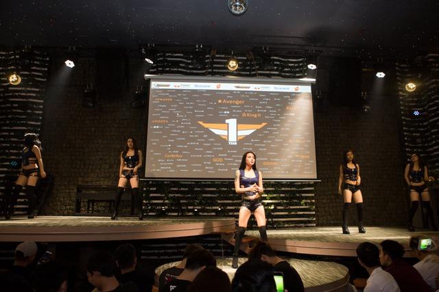 Biển người chúc mừng CrossFire Legends 1 tuổi với chặng đường huyền thoại - ảnh 8