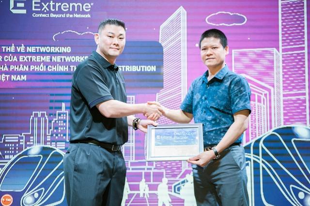 N-TEK Distribution là nhà phân phối độc quyền của Extreme Networks tại Việt Nam - Ảnh 1.