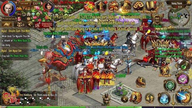 Game thủ Chinh Đồ 1 Mobile thỏa sức chơi lễ nhận quà