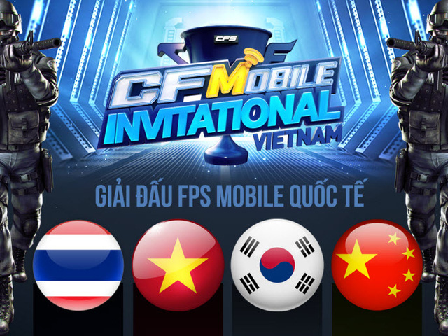 Crossfire Legends: Giải đấu quốc tế CFMI 2018 do VNG tổ chức khởi tranh 19-20/5