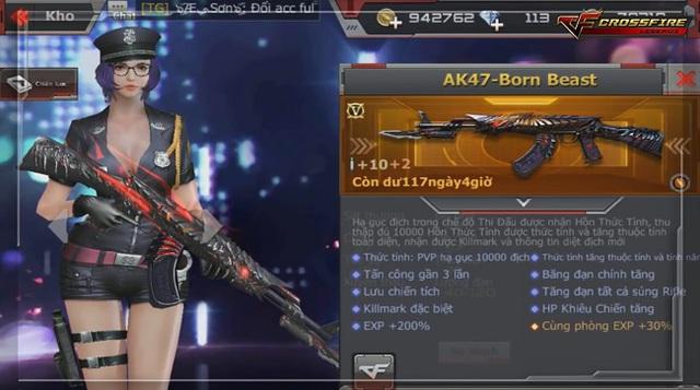 Siêu phẩm AK47- Born Beast có sức mạnh như thế nào?