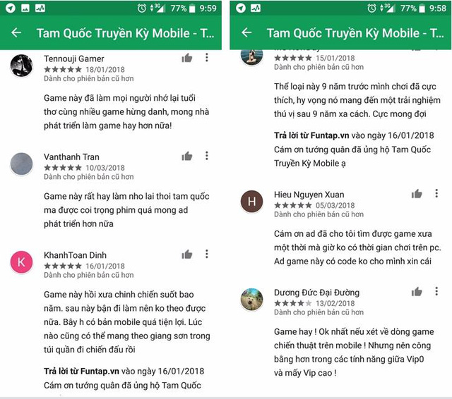 Lọt Top GooglePlay, Tam Quốc Truyền Kỳ Mobile chứng minh đẳng cấp số 1 dòng game chiến thuật - ảnh 3