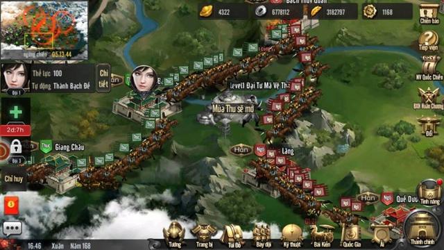Tam Quốc Truyền Kỳ Mobile Top 5 game chiến thuật trên Store App Img20180514164824099