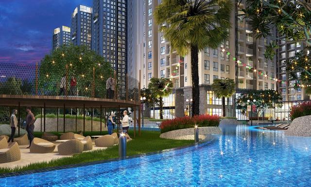Thị trường nhà đất quận 2: Thu hút mhững dự án lớn - Ảnh 1.