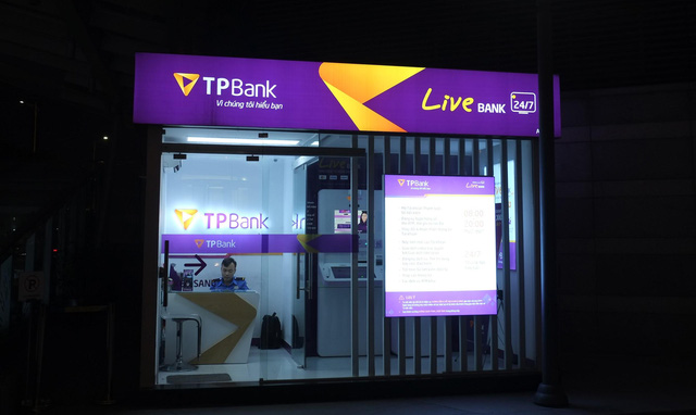 Ngân hàng số này mở cửa 24/7, ngay cả khi trời tối mịt và các chi nhánh ngân hàng truyền thống đều đã đóng cửa