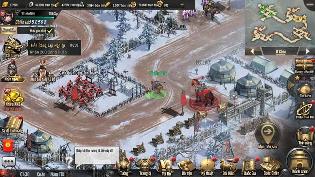 Chiến thuật – yếu tố chủ đạo trong game SLG, Tam Quốc Truyền Kỳ Mobile Img20180608110811424