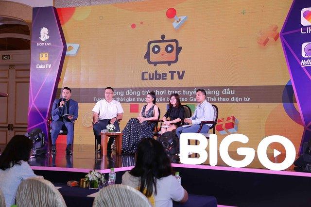 BIGO giới thiệu ứng dụng di động phát trực tiếp Cube TV - Ảnh 5.
