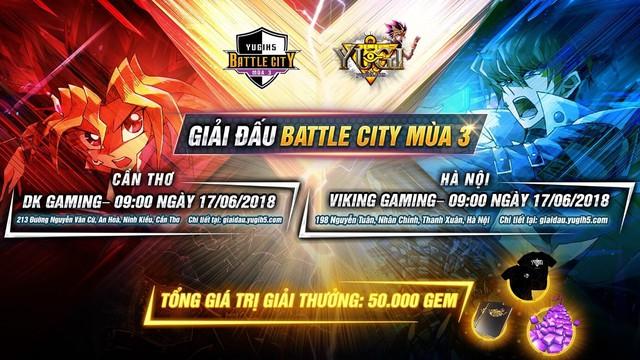 Sau TPHCM và Đà Nẵng, đến lượt Hà Nội và Cần Thơ tổ chức ngày hội Offline Battle City 3 - ảnh 1